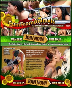 CumAnimals s - CumFromAnimals - Hottest Animal Cum Shots