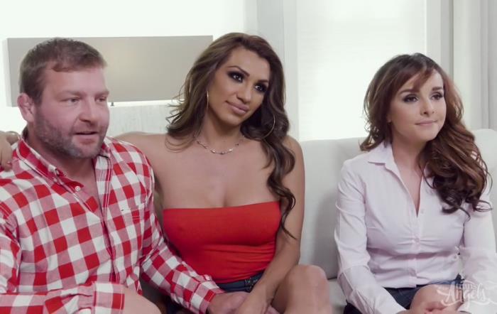 TransAngels: The Family Friend With Benefits: Part 1 - Jessy Dubai, Natalie Mars, Cytherea [2018] (HD 720p)