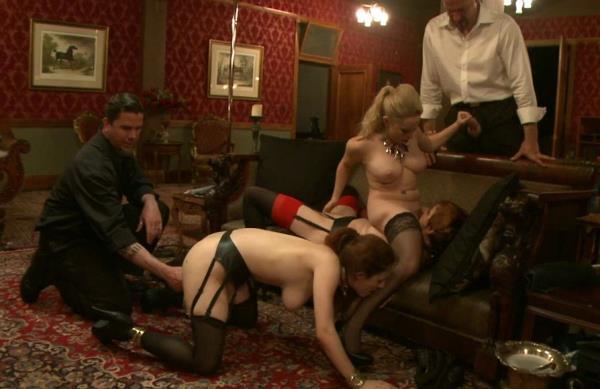 Mistress Aiden Starr - Aiden Starr, Lilla Katt, Iona Grace [TheUpperFloor] (HD 720p)