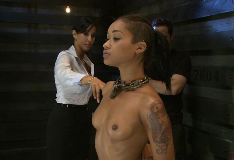 Various Actris: Slave Ransom Day 5 (HD / 720p / 2018) [Kink]