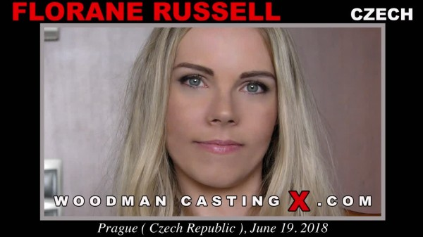 WoodmanCastingX.com - Florane Russell - Updated [SD 540p]