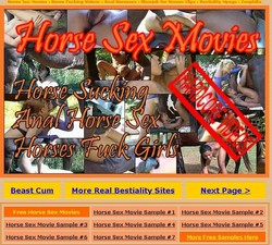 HorSex s - Horse-Sex-Movies - Animal Sexy Life