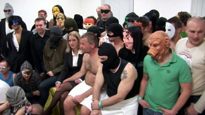 Czechav: CZECH GANGBANG 10 - Amateurs [2018] (HD 720p)