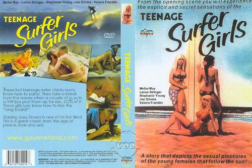 Surfer Girls [DVDRip 464p 1.25 Gb]