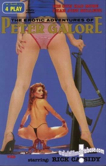 California Connection/Erotic Adventures of Peter Galore [VHSRip 480p 1.67 Gb]