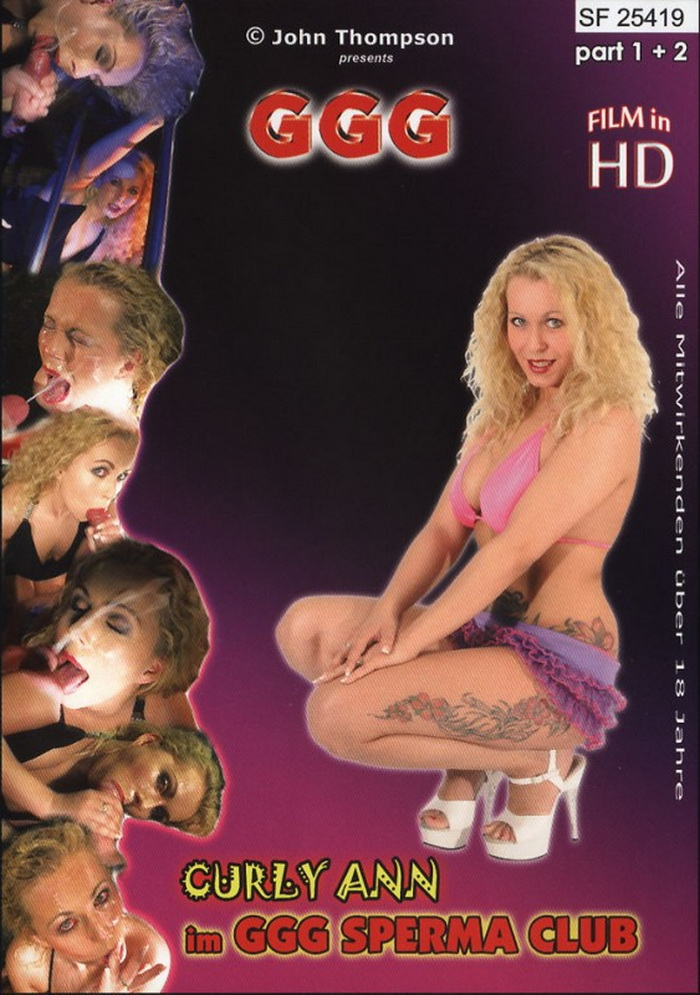 Curly Ann im GGG Sperma Club (SD/712 MB)