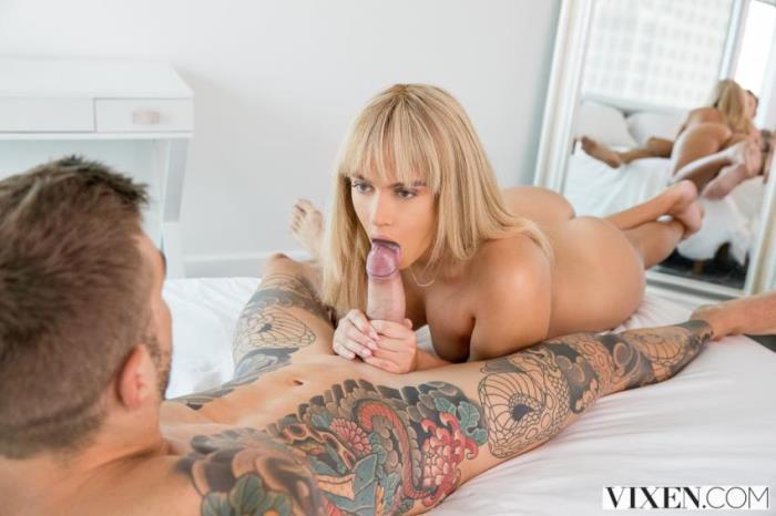 [Vixen.com] Blowjob from Athena Palomino: Sparring Partner (SD/480p/680.08 Mb)