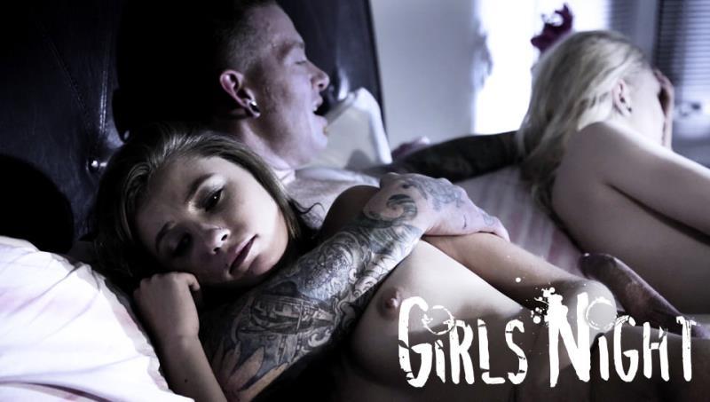 PureTaboo: Girls Night - Carolina Sweets & Lily Rader [2018] (HD 720p)