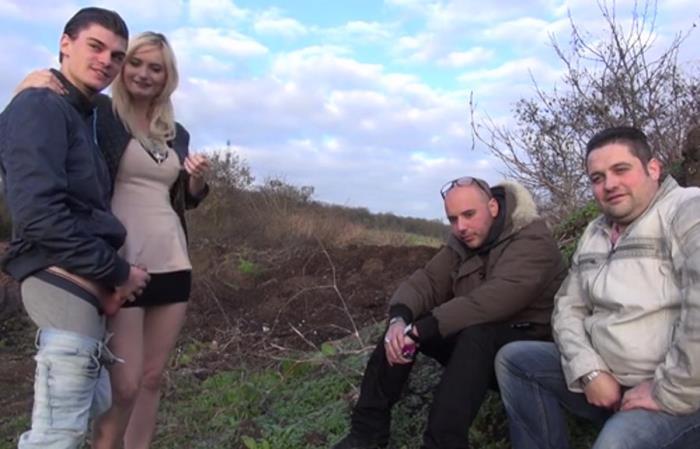 JacquieetMichelTv: Dressage de salope ! - Clara,Lana [2018] (SD 360p)