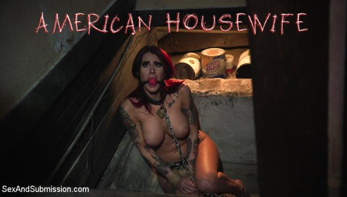 Tana Lea - Tana Lea - American Housewife [SD/540p/584.16 Mb] SexAndSubmission.com/Kink.com