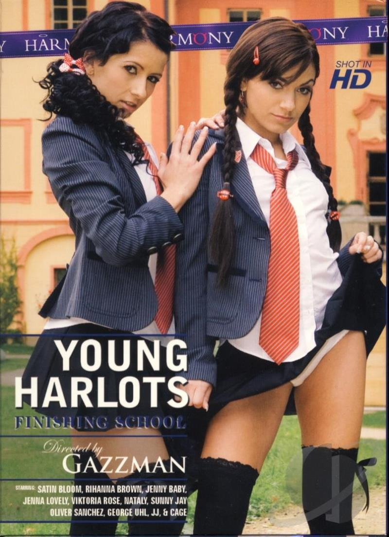 Young Harlots Finishing School (2018/SD/480p/2.08 GB)