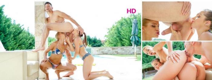 GirlsRimming.com: Cherry Kiss, Renata Fox - Curiosity Rimmed The Cat [SD 480p] (919.38 Mb)