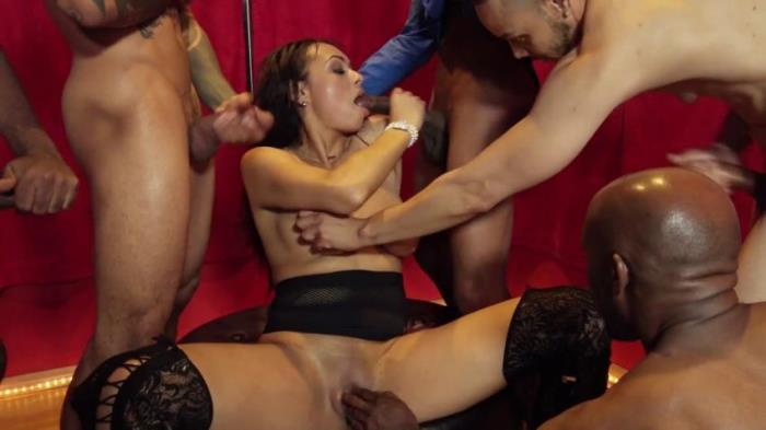 Bethany Benz ~ 1ST Blowbang ~ ElegantAngel.com ~ SD 480p