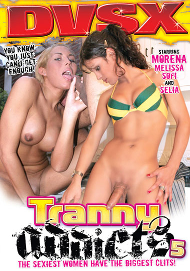 Tranny Addicts 5 (2011)