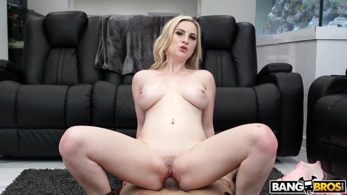 Kara Lee - Busty Newbie Fucks For A Facial [HD, 720p]