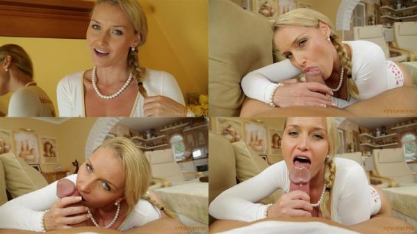 Kathia Nobili - I love to swallow all your warm sperm darling (2018/FullHD)