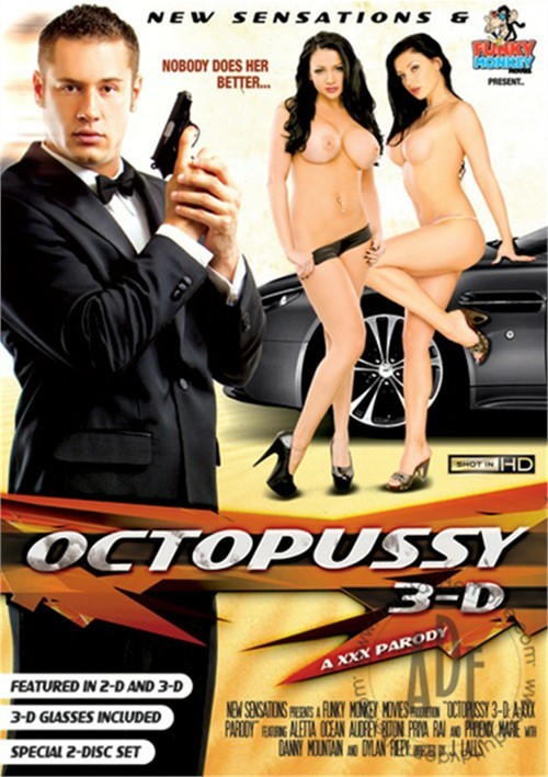 Octopussy A XXX Parody (2018/SD/480p/1.37 GB)