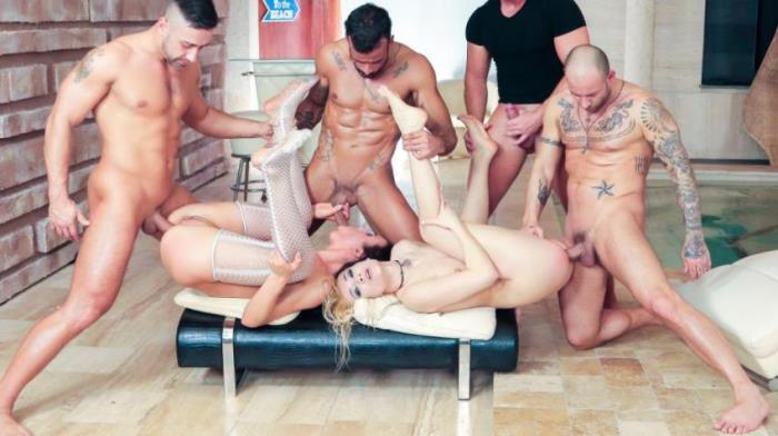 Nataly Gold - Luna Melba - SLAM US - ANAL PARTY FOR TWO [SD 240p] (220.5 Mb) DOEPROJECTS.com/PornDoePremium.com