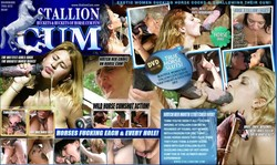 StallionCum s - StallionCum.com SiteRip - Exotic Women Sucking Horse Cock