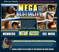 MegaBest s - MegaBestiality.com SiteRip - Exclusive Bestiality Porn and Animal Sex