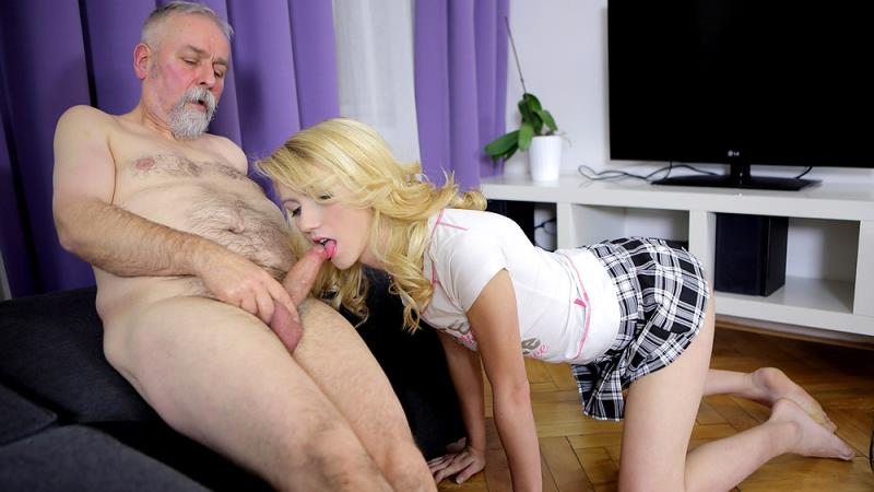 [OldGoesYoung] - Helena - Sexy Helena makes it worthwhile for old goes young fan (2018 / HD 720p)