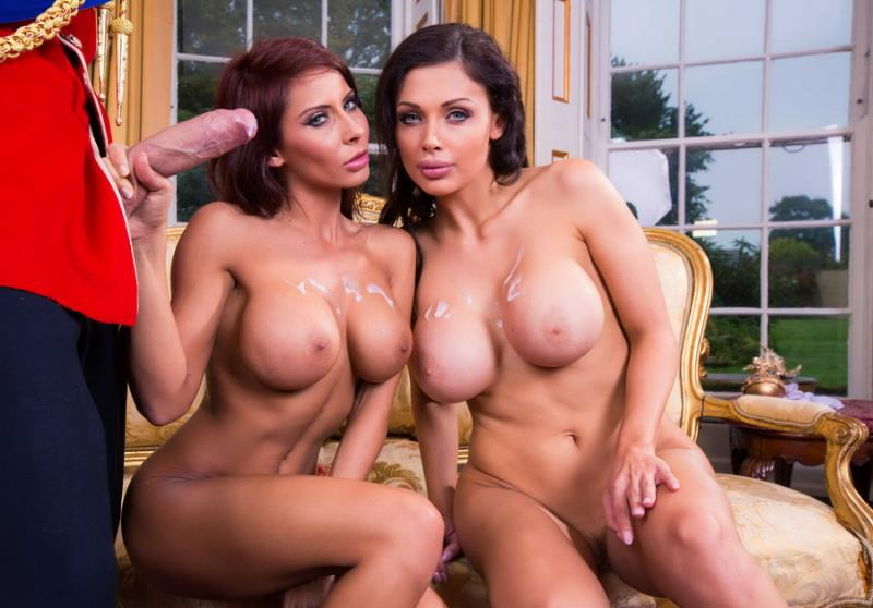 Aletta Ocean & Madison Ivy - Tour Of London Part Two (Brazzers) SD 480p
