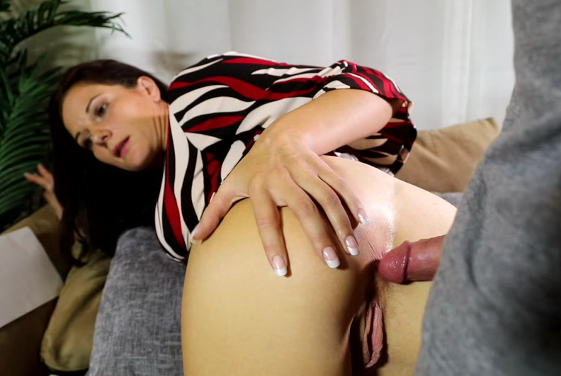 Clips4Sale.com - Mandy Flores - Mom and Son Try Anal [FullHD 1080p]