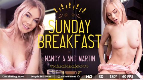 Nancy A - Sunday breakfast (2018/FullHD)
