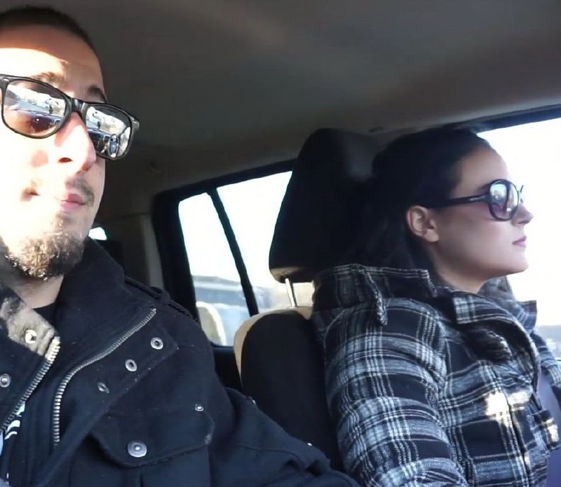 LJFOREPLAY - Road Trip Blowjob & Facial (2018/FullHD)