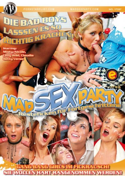 Mad Sex Party - Take It As It Cums (SD/1.36 GB)