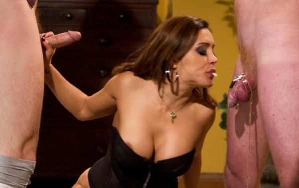 DivineBitches.com - Christian Wilde, Henry Jacob, Francesca Le - Francesca Le's Birthday Cuckold [HD 720p]