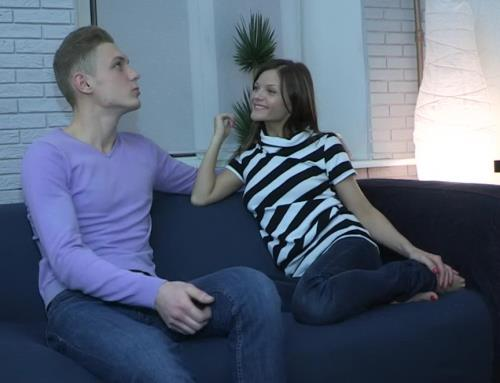 Linda - Fucking for Lucky Teeny (HD)