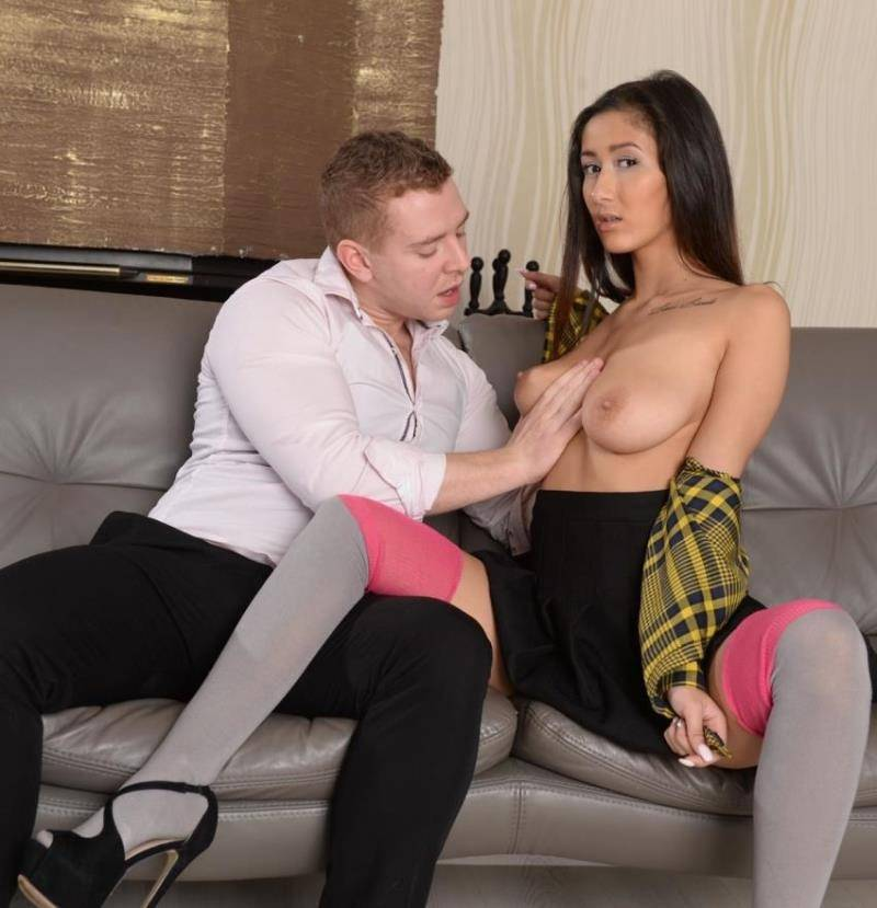Darcia Lee, Chad Rockwell - Boning The Busty Babe (2018/HD)