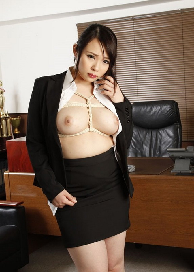 Mihane Yuki - The Work For A Secretary Vol.9 (2018/FullHD)