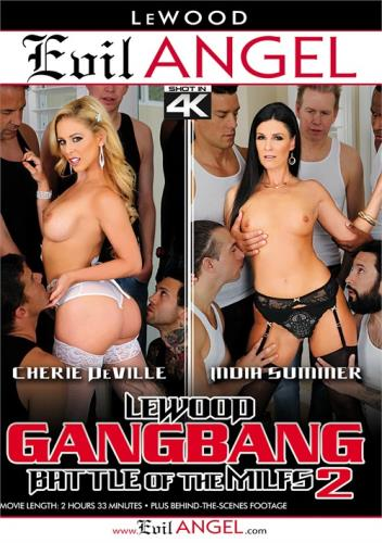 LeWood Gangbang: Battle Of The MILFs 2 (SD/2.12 GB)