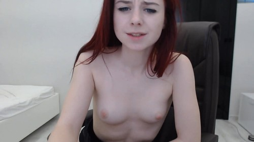 Redhead Ashleypink777 1080p - 17 May 2018