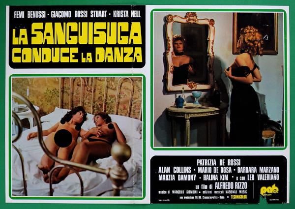 La Sanguisuga Conduce la Danza (1975)