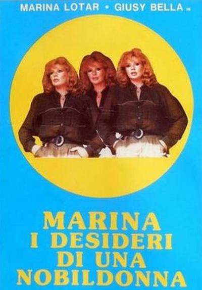Marina i Desideri di una Nobildonna (1986)