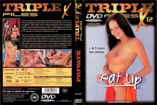 Triple X Files 12 - Eat Up (1998)