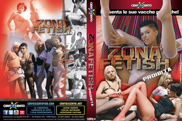 Zona Fetish Proibita (2017)