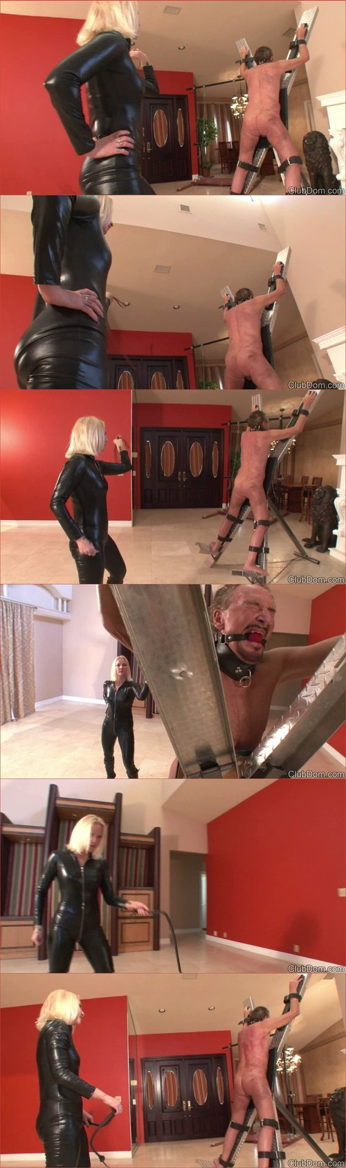 Sadistic Bitch Whipping