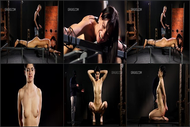 Girls love hard sex (BDSM, bondage, Extreme)
