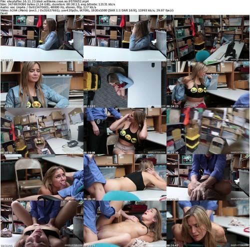 Shoplyfter 16 11 23 Blair Williams Case No 9578652