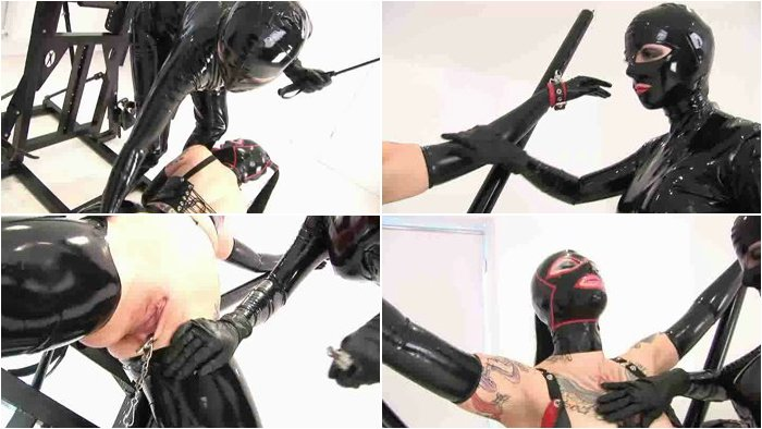 Latex , Rubber - Y-Frame Domination 1