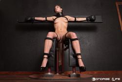 Chesty arch bondage torrent, white cute sex girl