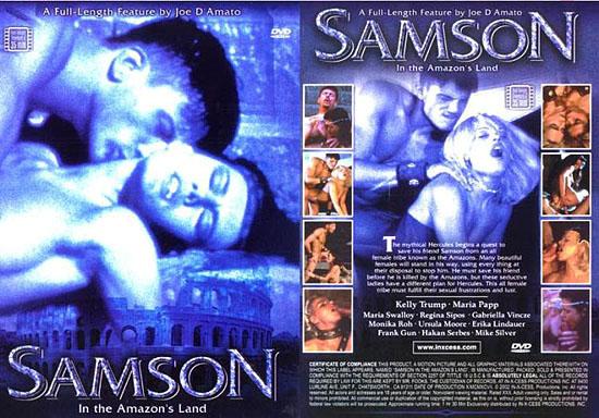 Samson In The Amazon's Land