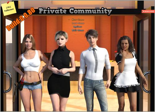 Private%20Community%20%20 %20Build%200.0.80%20 Boomatica  m - Private Community - Build 0.0.80 [Boomatica]