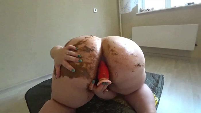 Latina bbw pooping pics