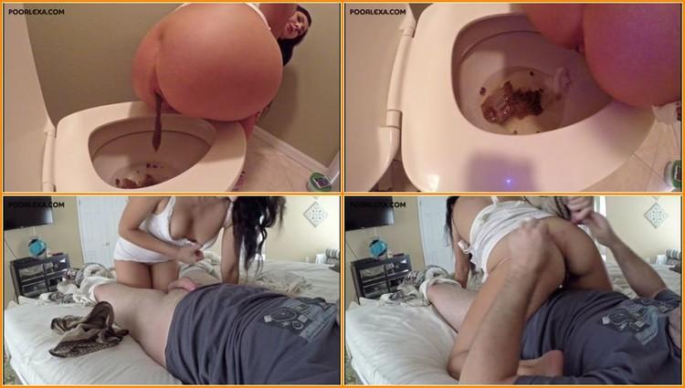 girl-poop-exam