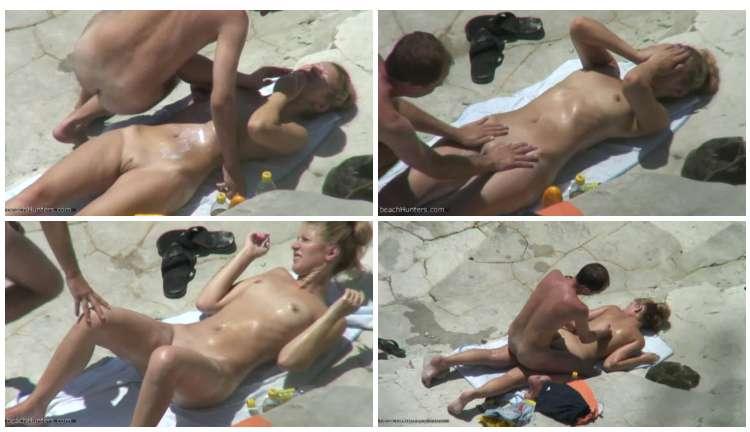 Hidden cam girl nude